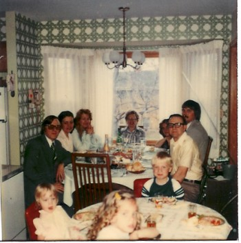 Easter 1979. photo by Dennis Apps