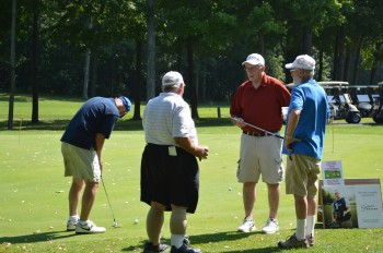 The First Annual Mt Meru Golf Outing