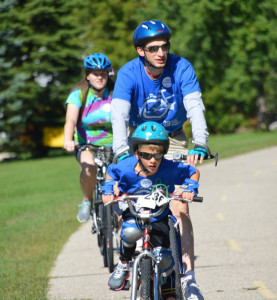 Outreach for Hope Family Bike Ride