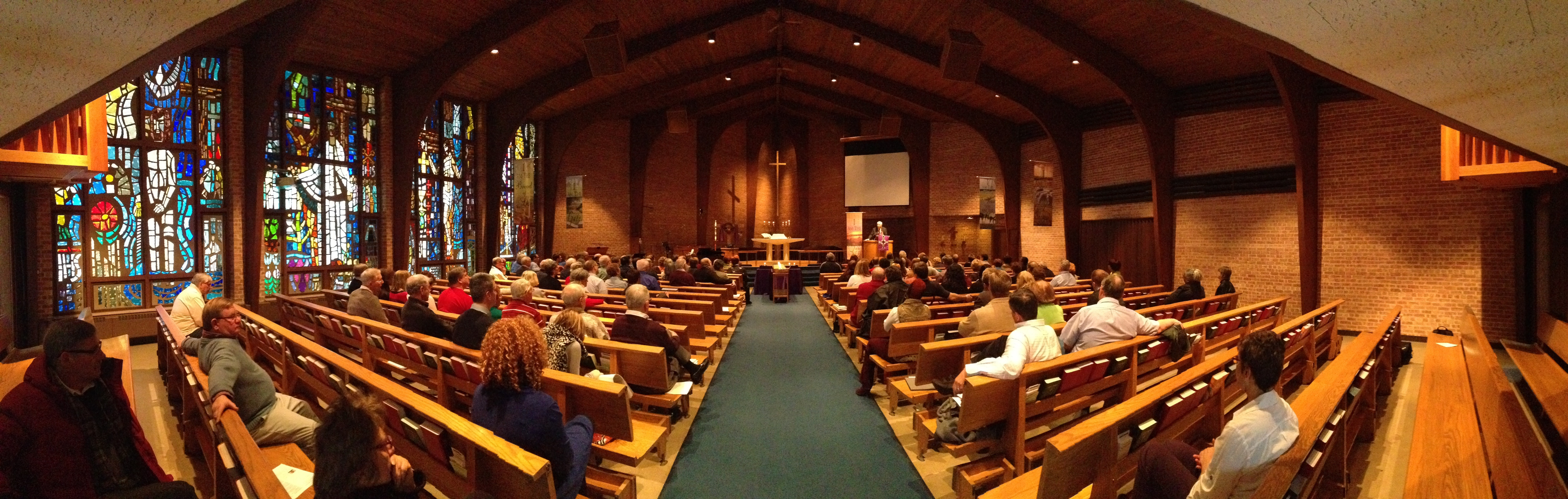 Congregational Leaders Event – photos & resources