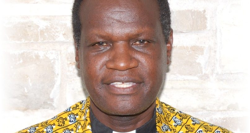 Message from Bishop Elias Kitoi in the Meru Diocese
