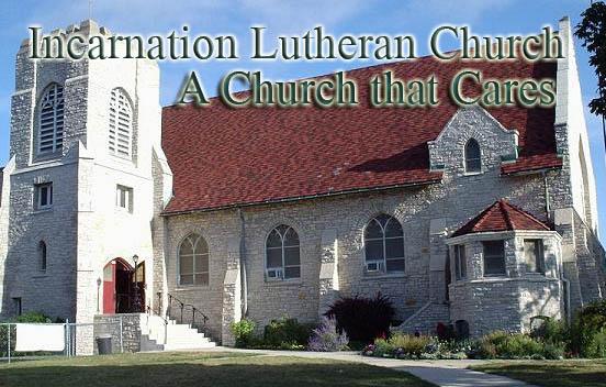 Neighborhood Minister (Incarnation Lutheran, Milwaukee)