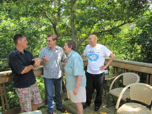 "New Wind Folk School Highlighted on ""Lake Effect"" Radio Show"