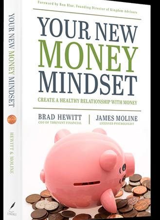 LENTEN BOOK CLUB: Your New Money Mindset