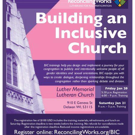 Building an Inclusive Church