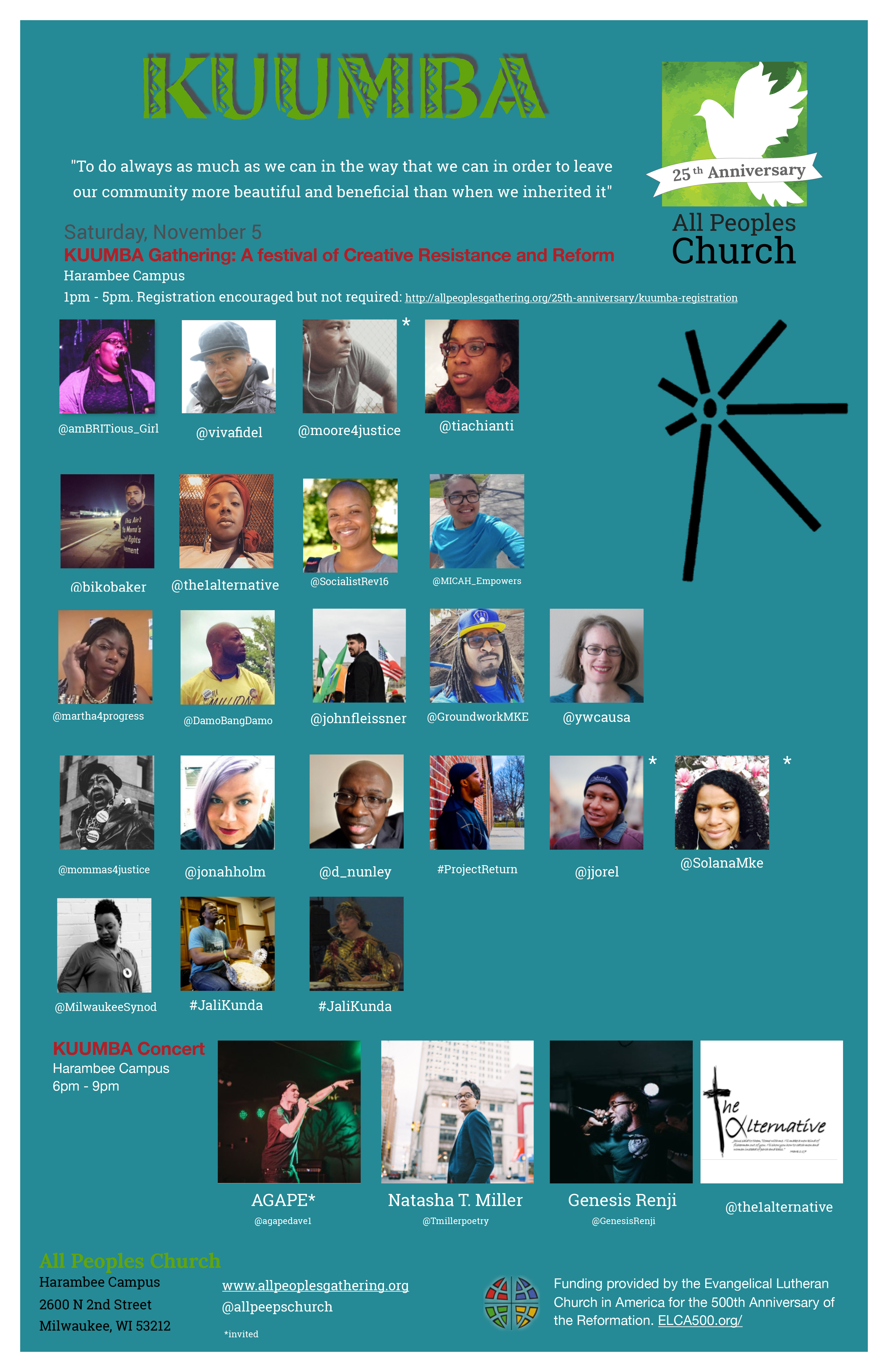 KUUMBA gathering-9-27