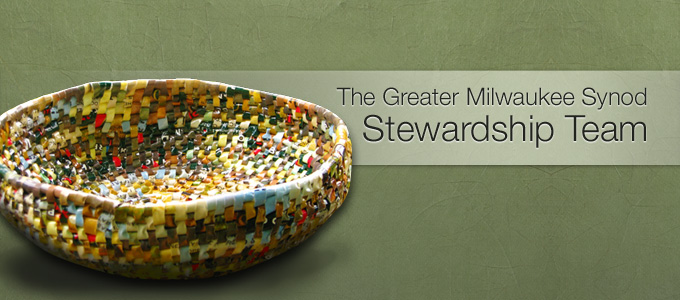 July update from the Synod Stewardship Team