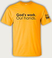 """Gods work, Our hands"" Sunday"