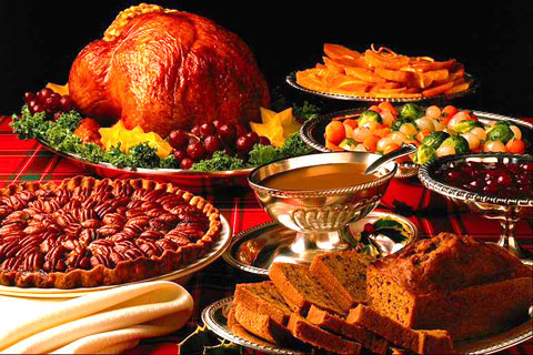Thanksgiving Morning by Bishop Erickson